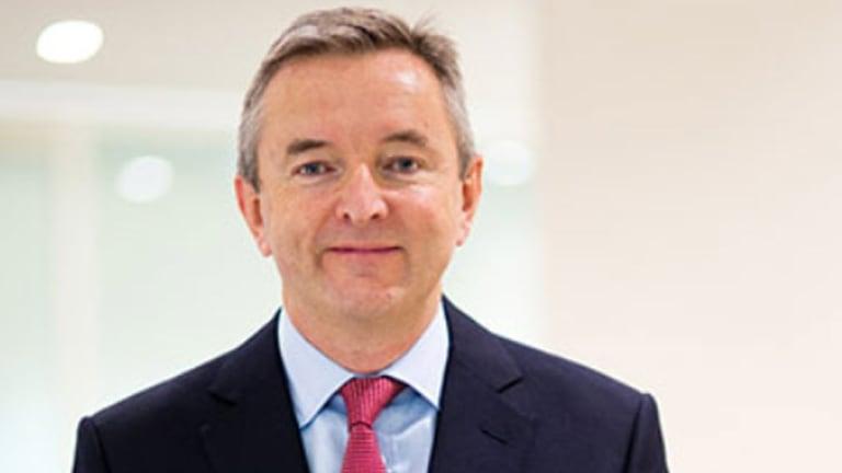 New Rio Tinto chairman Simon Thompson was previously an executive director of Anglo American and chairman of Tarmac.