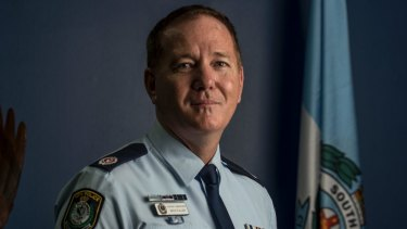The new NSW Police Commissioner Mick Fuller: an old-fashioned policeman
