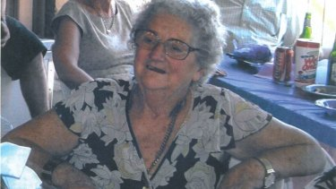 Phyllis Kelly, whose body was found in her Fitzroy home 18 months after she went missing.