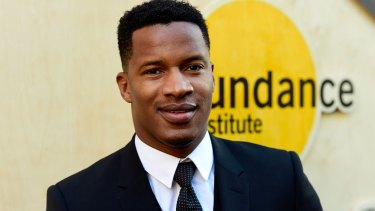<i>The Birth of a Nation</i> director, writer and star Nate Parker.