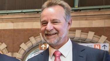 Nigel Scullion is the interim Nationals parliamentary leader.