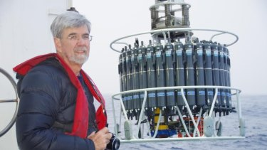 John Church, a senior climate scientist specialising in sea-level change, was among those told his research was no longer needed at the CSIRO.
