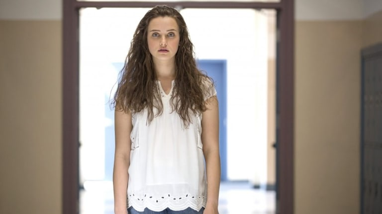 Katherine Langford as Hannah Baker in <i>13 Reasons Why</i>.