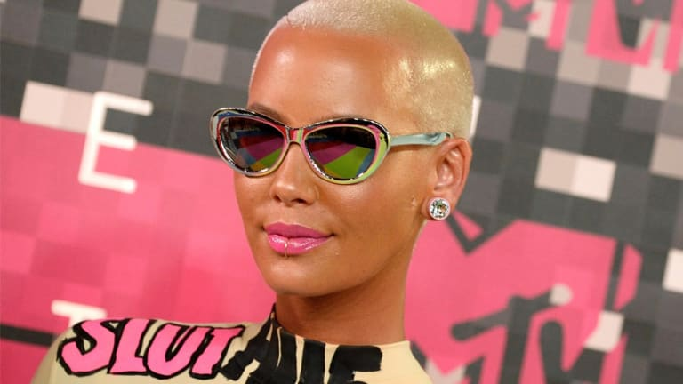 When Amber Rose recently mentioned she's dated a transgender man in the past, it quickly became headline news on celebrity gossip sites.