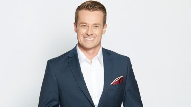 Grant Denyer will stay with the network.