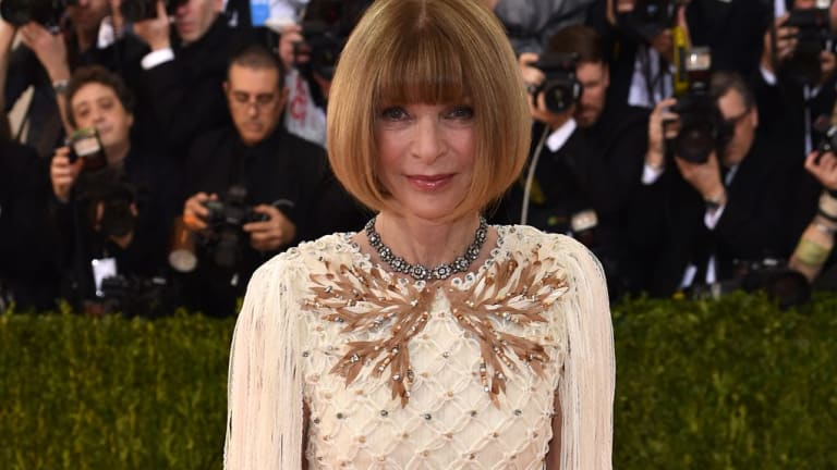 Anna Wintour is in charge of the Met Gala guest list.