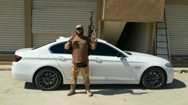 Police have issued an arrest warrant for Khaled Sharrouf.