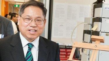 Professor Greg Jiao is Shu Lam's PhD supervisor.