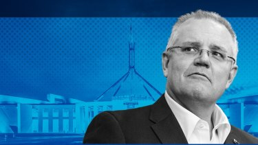 Treasurer Scott Morrison has put income tax cuts at the heart of the 2018 budget.