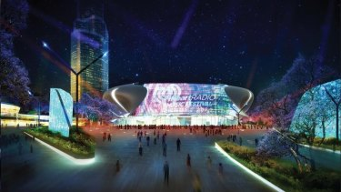 AEG Ogden will take its plan for the arena to the State Government.