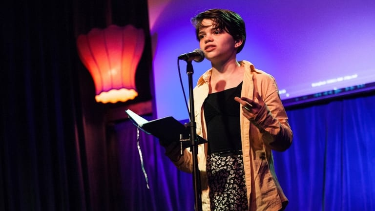 Australian Poetry Slam finalist, Tahi Atea will be at the first BAD!SLAM!NO!BISCUIT! for 2017