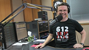 612 ABC's Spencer Howson has tightened his grip on the breakfast slot.