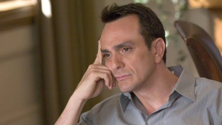 Simpsons voice actor Hank Azaria.