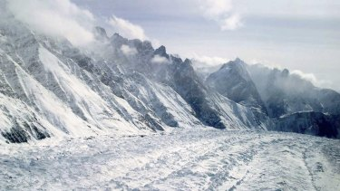 Glaciers are always devouring hikers and the ice takes a lot of effort to maintain.