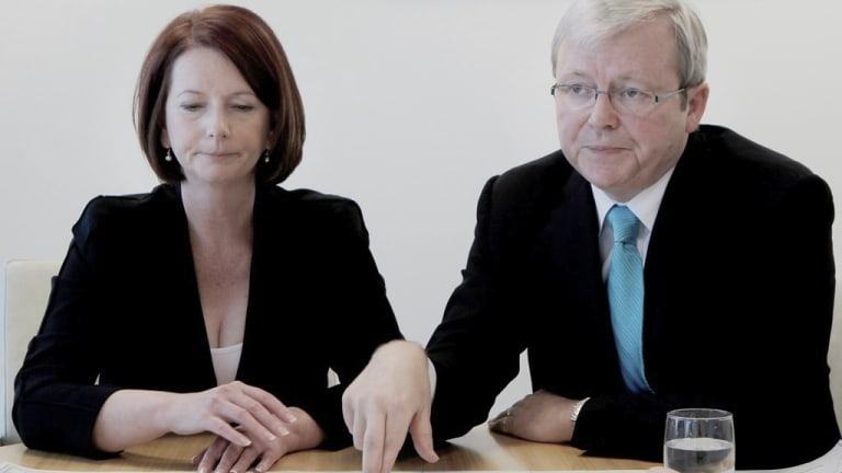 Political instability during the Rudd-Gillard-Rudd years has contributed to poor economic prosperity, the Legatum Institute said.