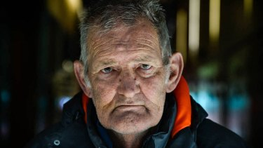 Norman Latham alleges he was sexually abused when he was a ward of the state.