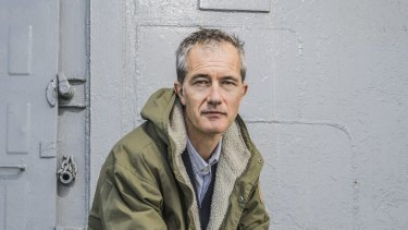British author Geoff Dyer.