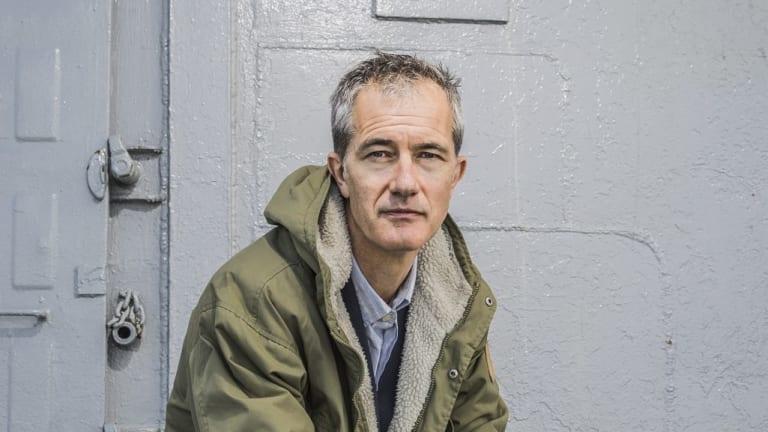British author Geoff Dyer.