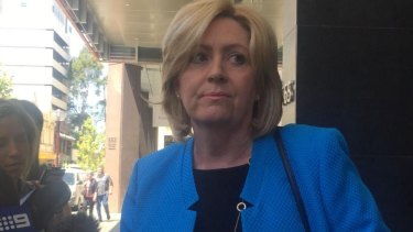 Ms Scaffidi is fighting to survive her travel rorts saga.