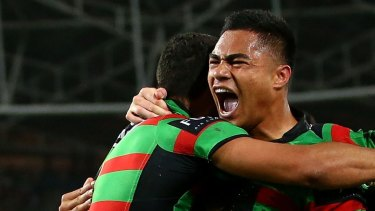 Returning: South Sydney centre Kirisome Auva'a has been cleared to return to the NSW Cup.
