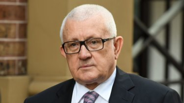 Ron Medich has pleaded not guilty to murder.
