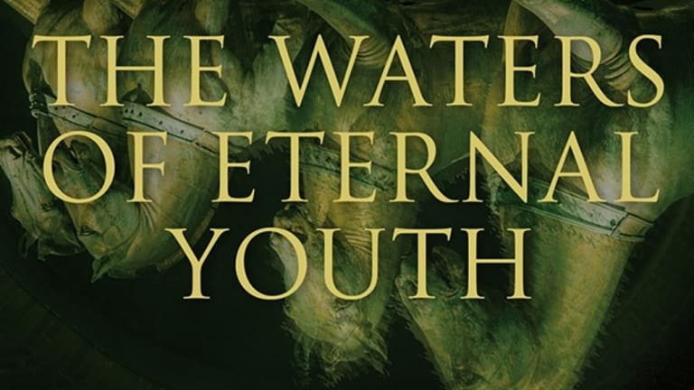 The Waters of Eternal Youth Donna Leon