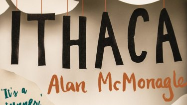 Ithaca, By Alan McMonagle.