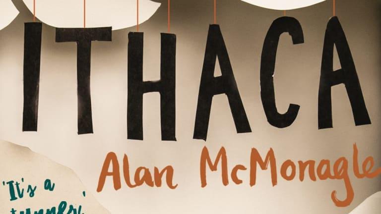 Ithaca, By Alan McMonagle.