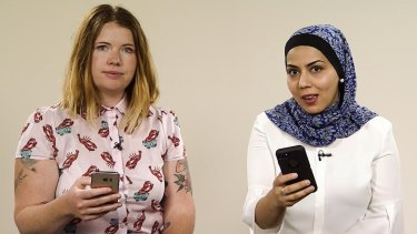 Clementine Ford talks trolling with Daily Life 2016 Woman of the Year, Mariam Veiszadeh.