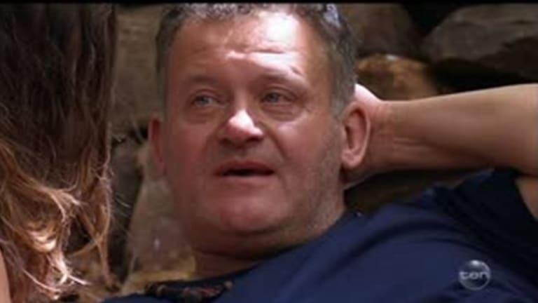 Former royal butler Paul Burrell sobs are he recalls Princess Diana's death.
