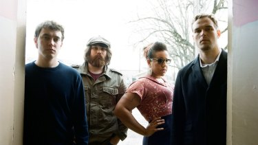 Alabama Shakes managed to sound retro and relevant on <i>Sound & Color.</i>