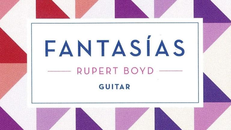 Fantasias by Rupert Boyd.