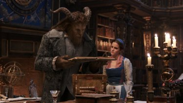 Expectations are high for the new <i>Beauty and the Beast</I>, whose ticket presales in the US suggest it will break box-office records.