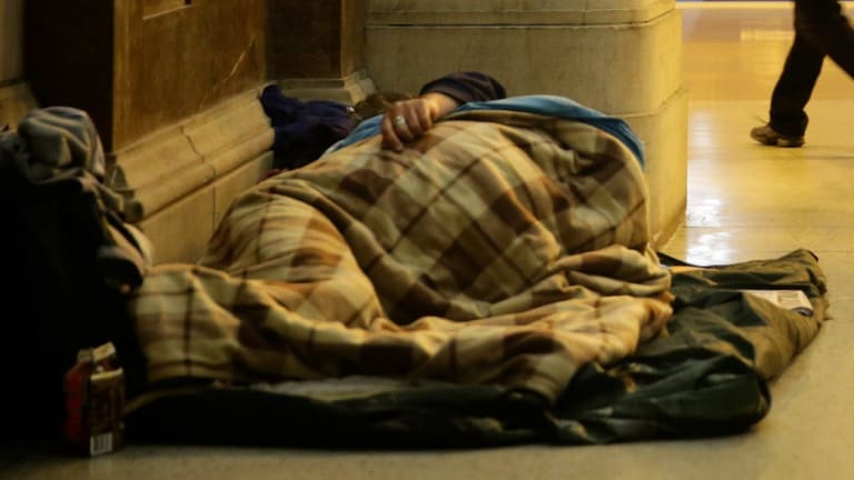 When a person is homeless they are generally dealing with the most challenging time in their life.