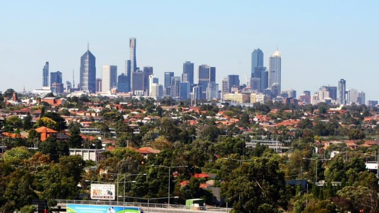 Melbourne is in need of new infrastructure projects.