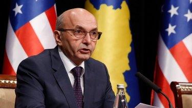 Kosovo's Prime Minister, Isa Mustafa, said blocking the train had been an act of protecting Kosovo's sovereignty.
