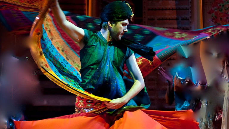 """Choreographer Gilles Chuyen – """"Bollywood dance actually draws from the Indian classical dance tradition which is about the body telling a story."""""""