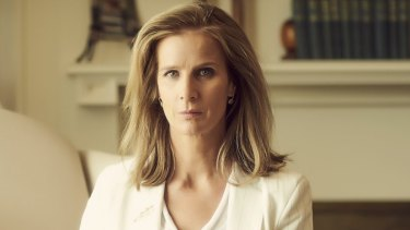 Aiming for the great Australian sports movie ... director Rachel Griffiths.