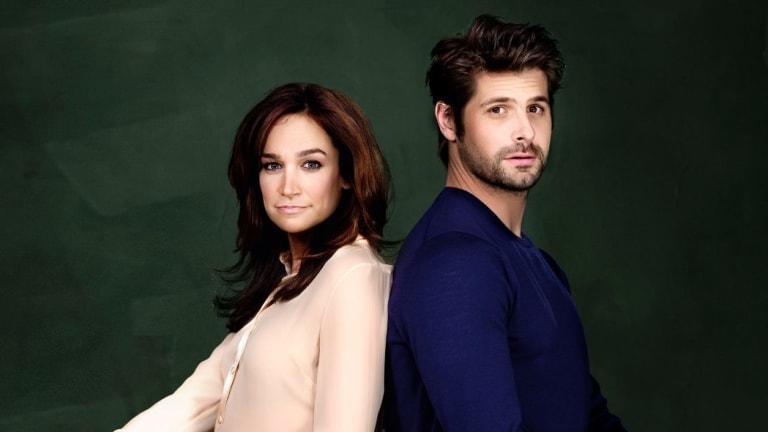 Nicole da Silva and Ryan Johnson return for the second season of <i>Doctor Doctor</I>.