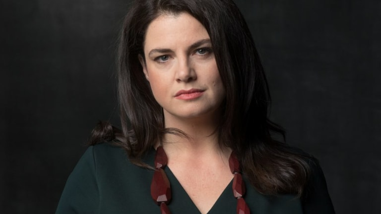 Louise Milligan, author of 'Cardinal: The Rise and Fall of George Pell'.