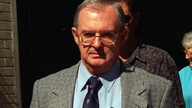 Vince Ryan was convicted in 1995 for offences against more than 30 young boys.