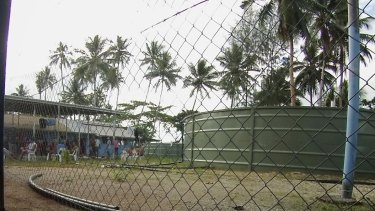 Transfield Services will continue managing detention centres on Nauru and Manus Island (pictured) for five more years.
