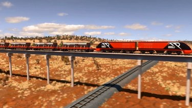 EPA gives green light to Pilbara iron ore 'sky rail'