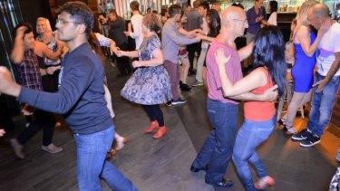 line dancing ipswich