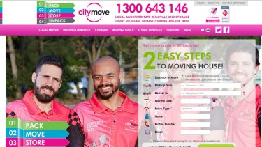 Citymove paid penalties after being issued with infringement notices by the ACCC.