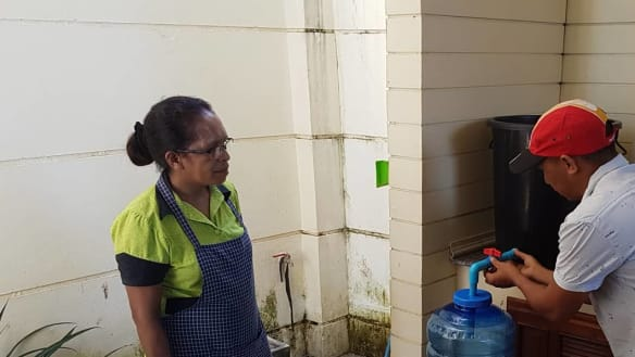 Canberra company brings clean water to Timorese villages