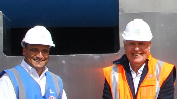 Austal navigates 30 years of Australian manufacturing