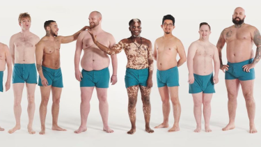 Men of Mental raising awareness for men's body shame.