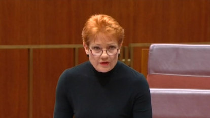 Time to isolate Pauline Hanson and One Nation