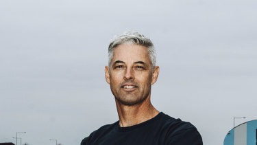 Andrew Ross, executive director Urbnsurf.